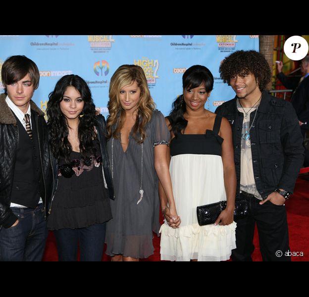 High School Musical on prend les même et recommence
