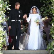 Mariage de Meghan et Harry : Leur spectaculaire et coûteux gâteau... 100% bio !
