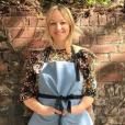 Claire Ptak pose sur le compte Instagram de sa pâtisserie, mai 2018.