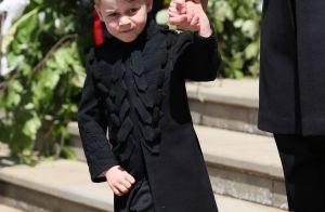 George de Cambridge : Son look événement au mariage d'Harry et Meghan !