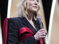 Cate Blanchett, sa dernière exigence à Cannes : Voir la robe de Meghan Markle !