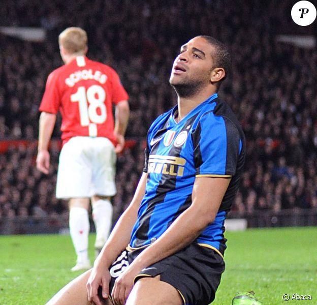Adriano traverse une très mauvaise passe...