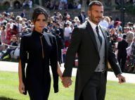 David Beckham : Ce chewing-gum au mariage royal qui ne passe pas