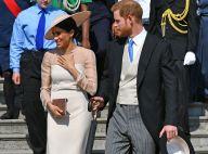 Prince Harry et Meghan de Sussex : 1re sortie mariés, radieux auprès de Charles