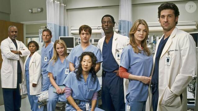Les acteurs de Grey's Anatomy sur ABC