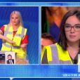 Rien ne va plus entre Kelly Vedovelli et Agathe Auproux, le 23 mai 2018 dans TPMP sur C8.
