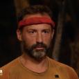 """Javier lors du conseil final de """"Koh-Lanta : Le Combat des héros"""" (TF1) vendredi 25 mai 2018."""