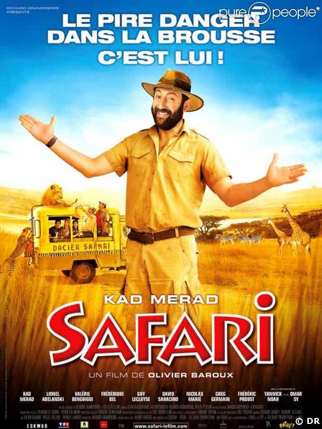 """Safari"", premier du box-office !"