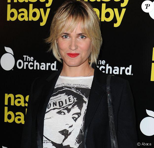 """Judith Godreche à la première du film """"Nasty Baby"""" à Los Angeles le 19 octobre 2015"""