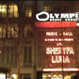 Sheryfa Luna à l'Olympia le 8 avril 2009