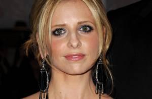 Sarah Michelle Gellar, alias Buffy... bientôt maman ! !