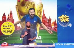 Cyril Hanouna : Son hymne pour la Coupe du monde 2018 cartonne déjà !