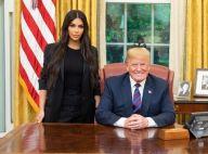Kim Kardashian : À la rencontre de Donald Trump pour sauver la vie d'une détenue