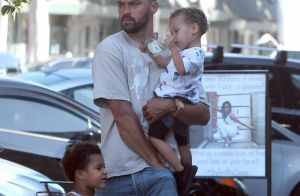 Jesse Williams, le divorce : son ex-femme