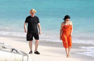 Bono et sa femme en mode 'Je t'aime... moi non plus' !