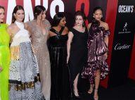 """Rihanna : Un look farfelu et audacieux pour """"Ocean's 8"""" devant Sandra Bullock"""