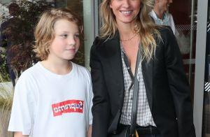 Sarah Lavoine : Sortie complice entre mère et fils avec Roman à Roland-Garros
