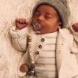 Tara et son fils Mayron né en novembre 2010.