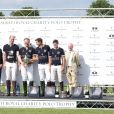 "Le prince William, duc de Cambridge lors d'un match de polo caritatif au Beaufort Polo Club à Tetbury le 10 juin 2018. Le Maserati Royal Charity Polo Trophy est destiné à recueillir des fonds pour deux organismes de bienfaisance, ""The Royal Marsden"" et ""Centrepoint""."