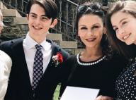 Catherine Zeta-Jones : Rayonnante pour célébrer le grand jour de son fils Dylan
