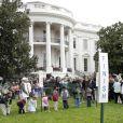 Le lundi de Pâques à la Maison Blanche le 13 avril 2009