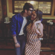 Matthew Koma et Hilary Duff, enceinte de son deuxième enfant, annoncent la future naissance de leur fille. Juin 2018.