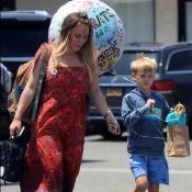 Hilary Duff enceinte : Comment son fils a réagi et a (déjà) choisi le prénom...
