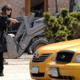 Jessica Alba cherche à arrêter un deuxième taxi : en vain !