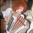 Yvette Horner lors de la Fête de la musique en 1988. La reine de l'accordéon est morte à 95 ans le 11 juin 2018.