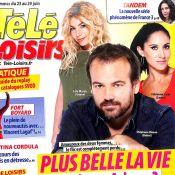 """Plus belle la vie : Boher """"officiellement"""" en couple avec Ariane mais..."""