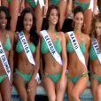 Quelques unes des candidates à l'éléction de Miss USA 2009