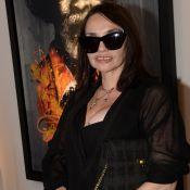 Béatrice Dalle célèbre l'art avec Maxime Dereymez