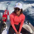 Katharine McPhee a partagé des photos de son séjour à Capri avec David Foster sur Instagram, juillet 2018