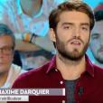 Maxime Darquier dans C politique sur France 5.
