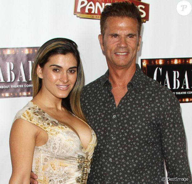 Lorenzo Lamas et sa femme Shawna Craig à l'inauguration du Cabaret au théâtre The Pantages à Hollywood, le 20 juillet 2016.