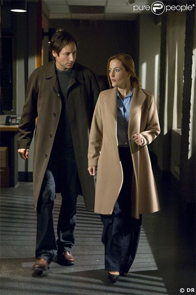 X-Files 2  le tournage