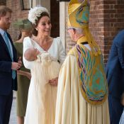 Baptême Louis de Cambridge : Kate Middleton lumineuse, Meghan Markle audacieuse