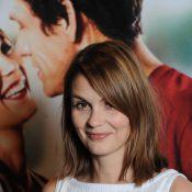 Barbara Schulz radieuse et amoureuse sur tapis rouge...