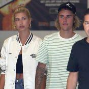 Hailey Baldwin : De sortie avec son fiancé Justin Bieber, gros diamant au doigt