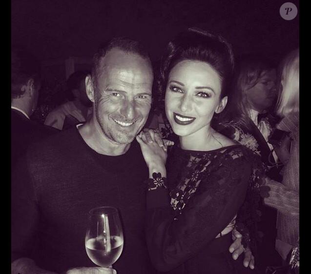 Roger, le chéri de Delphine Wespiser, a partagé cette photo d'eux sur Instagram, en mai 2018