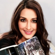 Sonali Bendre. Photo Instagram publiée en mai 2018.