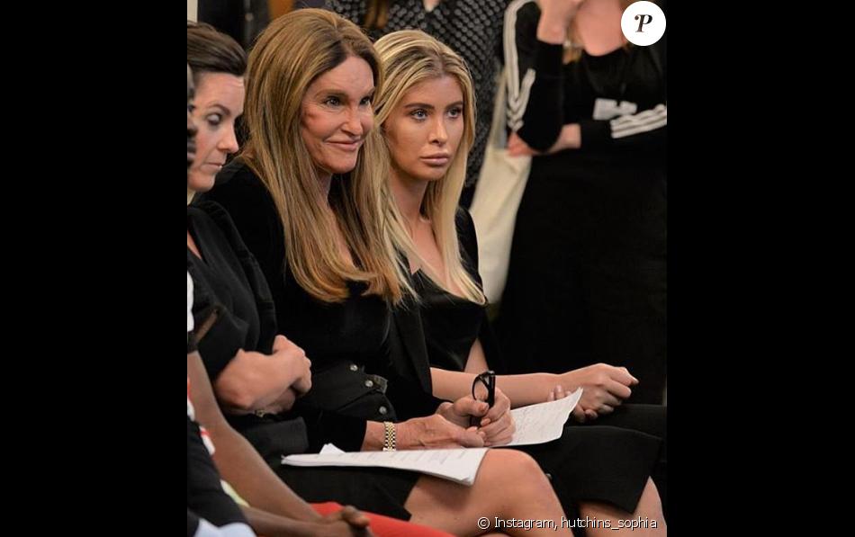 Sophia Hutchins serait-elle la nouvelle compagne de Caitlyn Jenner ?