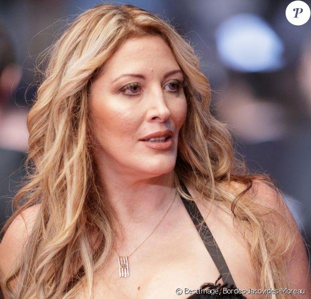 """Loana Petrucciani - Montée des marches du film """" Trois Visages """" lors du 71ème Festival International du Film de Cannes. Le 12 mai 2018 © Borde-Jacovides-Moreau/Bestimage"""