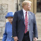 Elizabeth II : Comment Donald Trump a agacé la reine...