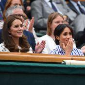 Meghan Markle et Kate Middleton : Emues devant les larmes de Serena Williams