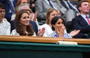 Meghan Markle et Kate Middleton : Emues devant les larmes de Serena Williams