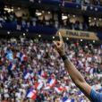 Paul Pogba - Finale de la Coupe du Monde de Football 2018 en Russie à Moscou, opposant la France à la Croatie (4-2). Le 15 juillet 2018 © Moreau-Perusseau / Bestimage