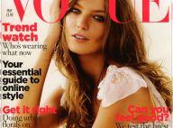 Le top Daria Werbowy a fait fondre les rédactrices en chef de Vogue !
