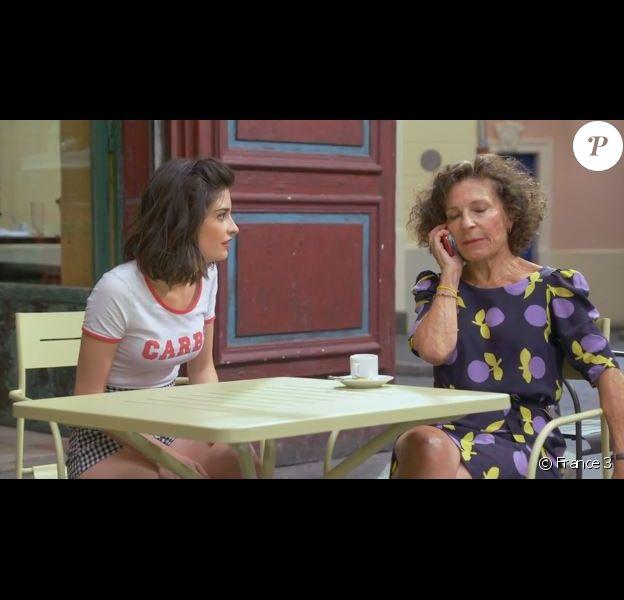 """Extrait de la scène supprimée de """"Plus belle la vie"""" - 16 juillet 2018"""