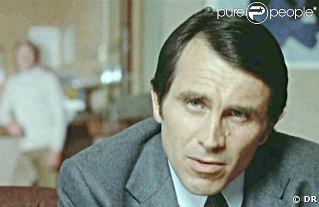 Jean Leuvrais dans Traitement de choc d'Alain Jessua avec Alain Delon (1973)